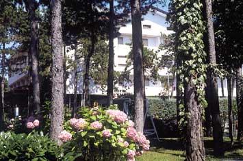 Hotel Olympia Lignano Pineta Italien Htls It